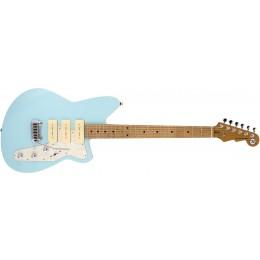 Reverend Jetstream 390 Chronic Blue Front