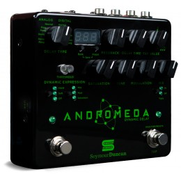 Seymour Duncan Andromeda Dynamic Digital Delay Pedal