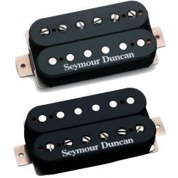Seymour Duncan Hot Rodded Humbucker Set with SH-4 JB Model and SH-2 Jazz guitar pickups