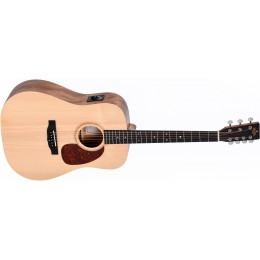 Sigma DM7E Electro-Acoustic Guitar With Octave G Front