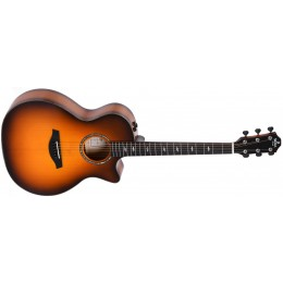 Sigma GACE-3-SB+ Flamed Maple Sunburst Front