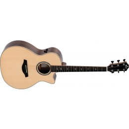 Sigma GWCE-3+ Walnut Electro-Acoustic Guitar Front