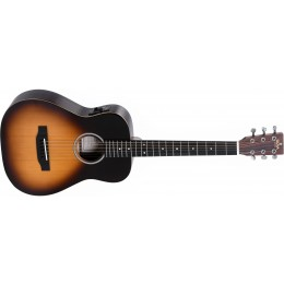 Sigma-TT-12E-SB+Sunburst-Travel-Electro-Acoustic-with-Bag-Front