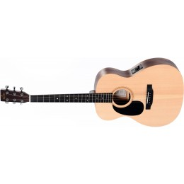 Sigma 000MEL+ Left Handed Electro-Acoustic Guitar Front