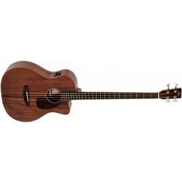 Sigma BMC-15E Acoustic Bass Guitar Natural Front