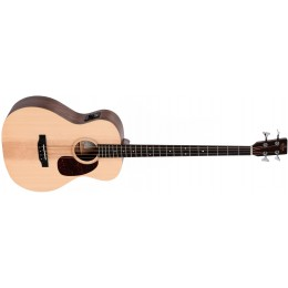 Sigma BME Electro Acoustic Bass Guitar Front