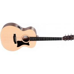 Sigma GME+ Grand OM Electro Acoustic Guitar Front