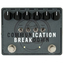 Solid Gold FX Communication Breakdown Front