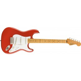 Squier Classic Vibe '50s Stratocaster Fiesta Red Front