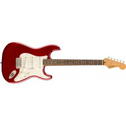 Squier Classic Vibe '60s Stratocaster Candy Apple Red Front