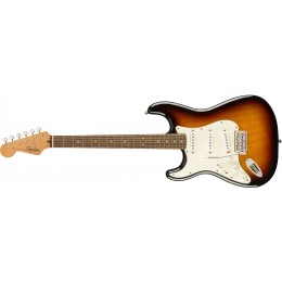 Squier Classic Vibe '60s Stratocaster Left Handed 3-Tone Sunburst Front