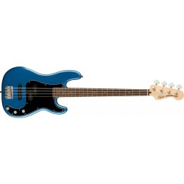Squier Affinity Precision Bass PJ Lake Placid Blue Front