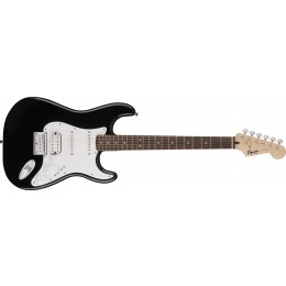 Squier Bullet Stratocaster HT HSS Black Front