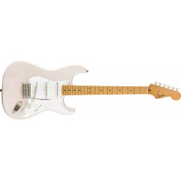 Squier Classic Vibe 50s Stratocaster White Blonde Front