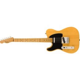 Squier Classic Vibe '50s Telecaster Left-Handed Butterscotch Blonde Front