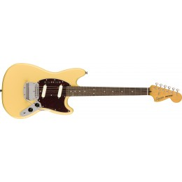 Squier Classic Vibe 60s Mustang Vintage White Front