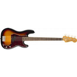 Squier Classic Vibe '60s Precision Bass 3-Colour Sunburst Front