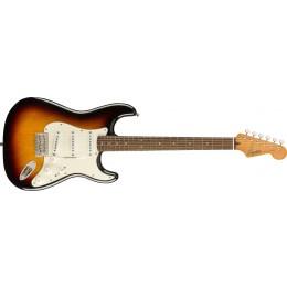 Squier Classic Vibe 60s Stratocaster 3-Colour Sunburst Front