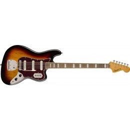 Squier Classic Vibe Bass VI 3-Color Sunburst Front
