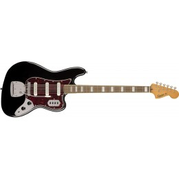 Squier Classic Vibe Bass VI Black Front