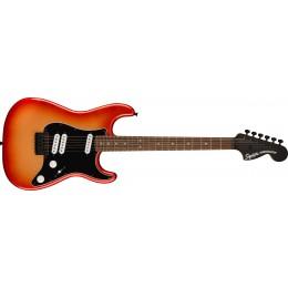 Squier Contemporary Stratocaster Special HT Laurel Fingerboard Black Pickguard Sunset Metallic Front
