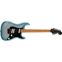 Squier Contemporary Stratocaster Special Roasted Maple Fingerboard Black Pickguard Sky Burst Metallic Front