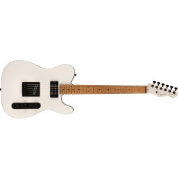 Squier Contemporary Telecaster RH Roasted Maple Fingerboard Pearl White Front