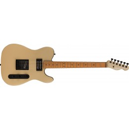 Squier Contemporary Telecaster RH Roasted Maple Fingerboard Shoreline Gold Front