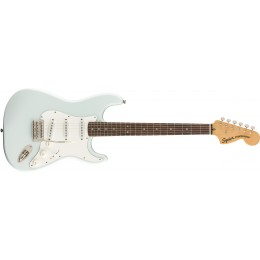 Squier FSR Classic Vibe '70s Stratocaster Sonic Blue Front