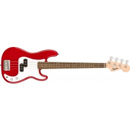 Squier Mini Precision Bass Dakota Red Front