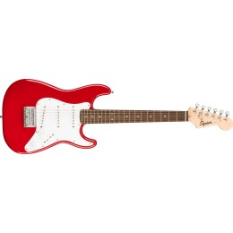 Squier Mini Stratocaster Torino Red Kids Guitar