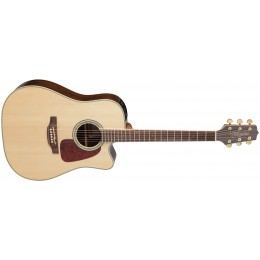 Takamine GD71CE-NAT Dreadnought Electro-Acoustic Guitar Gloss Natural Front