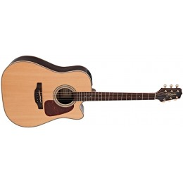 Takamine GD90CE-MD Dreadnought Electro-Acoustic Guitar Natural Front