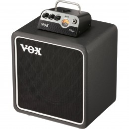 Vox MV50-CL Clean Set with BC108 Cab Half Stack Package