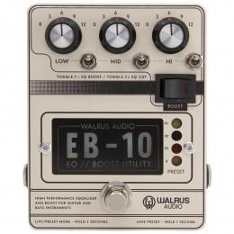 Walrus Audio EB-10 Cream front