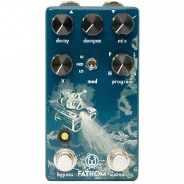 Walrus Audio Fathom Multi-Function Reverb Front