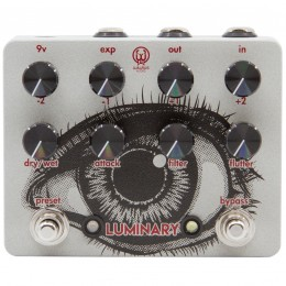 Walrus Audio LUMINARY V2 Quad Octave Generator front