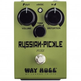 Way Huge Russian-Pickle Fuzz Front