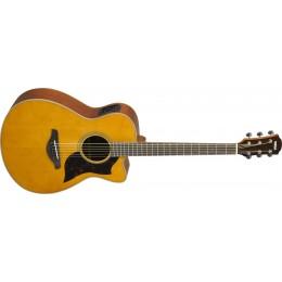 Yamaha AC1M Mk II Vintage Natural Electro-Acoustic Guitar