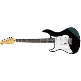 Yamaha Pacifica 112JL Electric Guitar Black Front
