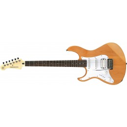 Yamaha-Pacifica-112JL-Yellow-Natural-Satin-Front