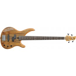 Yamaha TRBX174EW Transparent Natural 4 String Bass Guitar