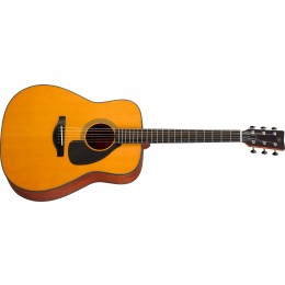 Yamaha FG5 Red Label Acoustic Guitar Front