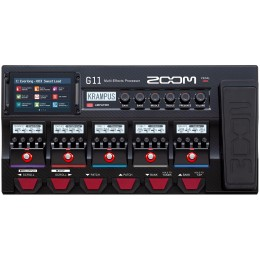 Zoom-G11-Guitar-multi-effect-processor-front