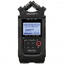 Zoom H4n Pro Black Front