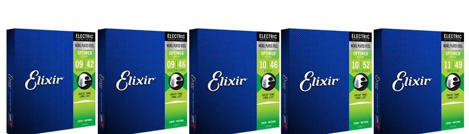 Elixir Optiweb Strings