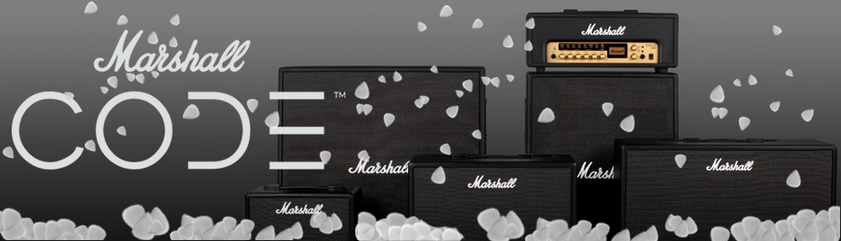 Marshall Code Amplifiers