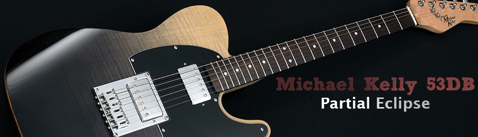 Michael Kelly 53DB Partial Eclipse