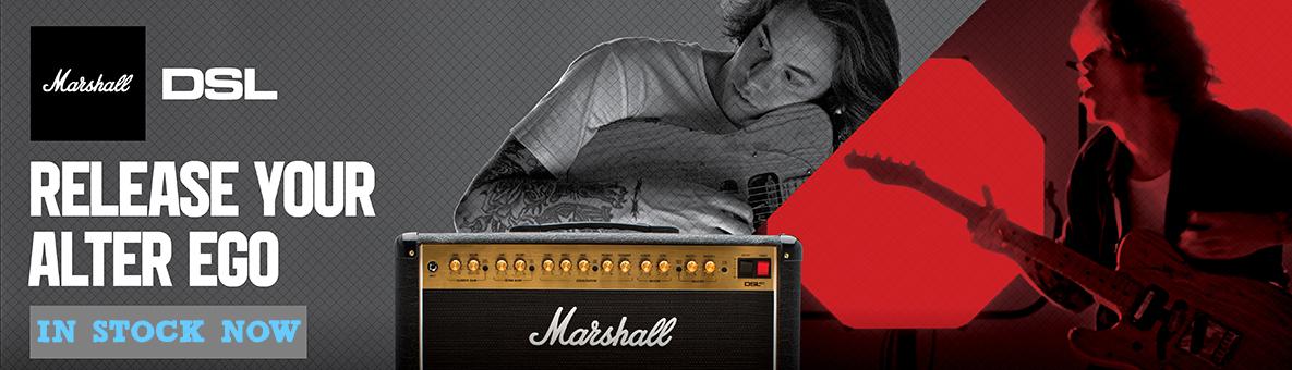 Marshal 2018 DSL Series