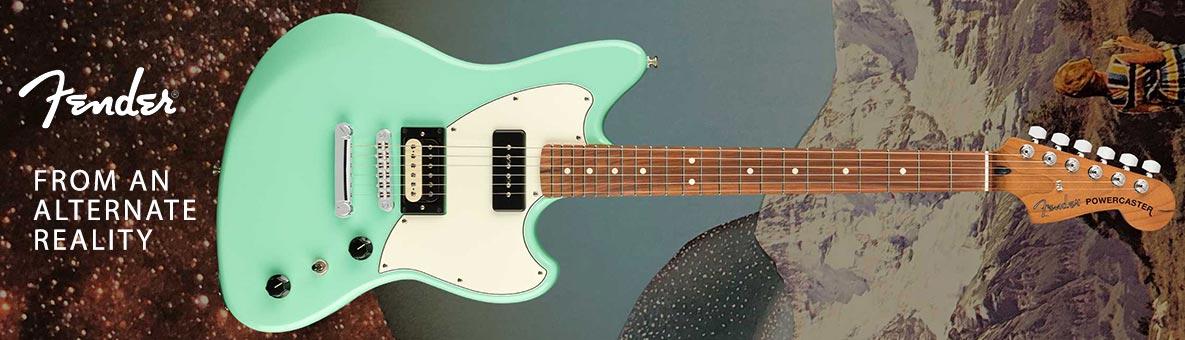 Fender Alternate Reality Series